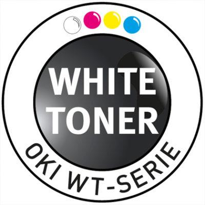Weißtoner Drucker, Software, Folien