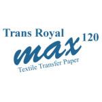 Trans Royal Max 120 – Transferpapier für helle Textilien