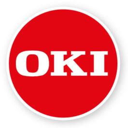 OKI LED-Drucker CMYK