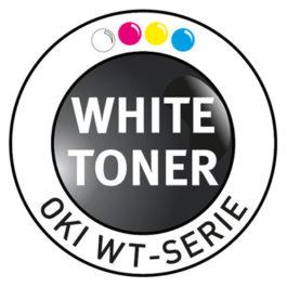 OKI Weißdrucker (CMYW)